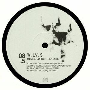WLVS - Misericordia Remixes