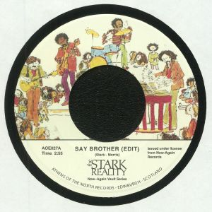 STARK REALITY - Say Brother
