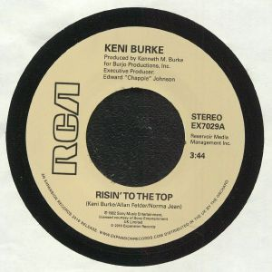 BURKE, Keni - Risin' To The Top