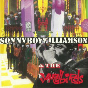 SONNY BOY WILLIAMSON/THE YARDBIRDS - Sonny Boy Williamson & The Yardbirds (reissue)