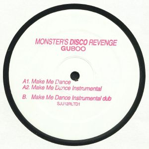GUBOO AKA GLENN UNDERGROUND/BOO WILLIAMS - Monster's Disco Revenge