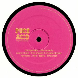 CHICAGODEEP/SECRET STUDIO/HEURISTICS/DCOOK - Fuck Acid Part Two