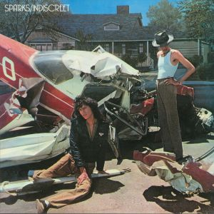 SPARKS - Indiscreet (reissue)