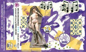 VARIOUS - Archeo Recordings 2014-2017 Vol 01