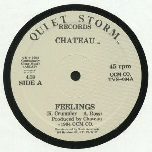 CHATEAU - Feelings (reissue)