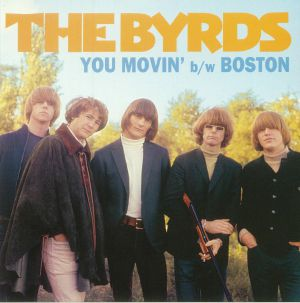 BYRDS, The - You Movin'