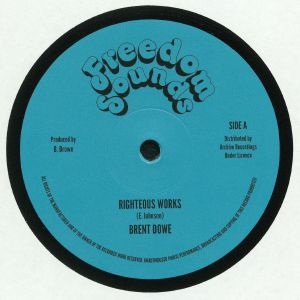 DOWE, Brent/ PRINCE ALLA - Righteous Works