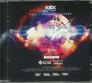 ALLEN, Steve/PABLO ANON/VARIOUS - Komplex Sounds: Past Present & Future
