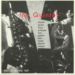 PARKER, Charlie - Jazz At Massey Hall (reissue)