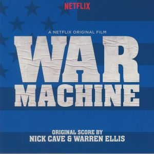 CAVE, Nick/WARREN ELLIS/VARIOUS - War Machine (Soundtrack)