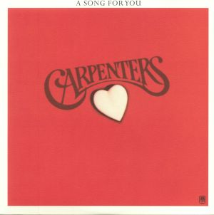CARPENTERS - A Song For You (reissue)