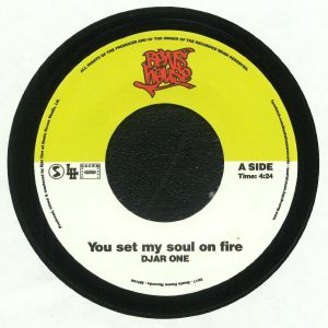 DJAR ONE - You Set My Soul On Fire