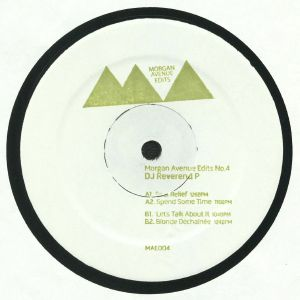 DJ REVEREND P - Morgan Avenue Edits No 4