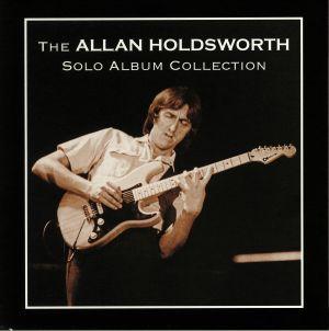 HOLDSWORTH, Allan - The Allan Holdsworth Solo Album Collection