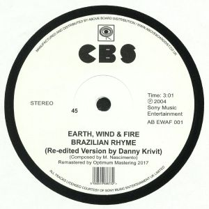 EARTH WIND & FIRE - Brazilian Rhyme