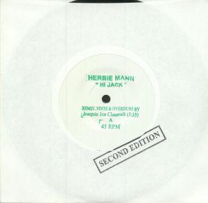 MANN, Herbie - Hi Jack