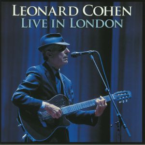 COHEN, Leonard - Live In London (reissue)