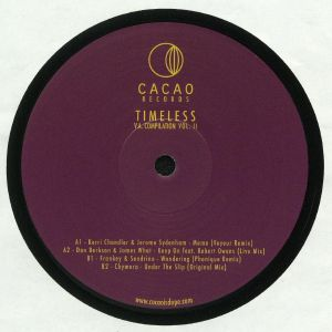 CHANDLER, Kerri/JEROME SYDENHAM/DAN BERKSON/JAMES WHAT/FRANKEY & SANDRINO/CHYMERA - Timeless Vol 2