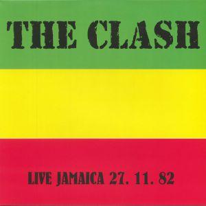 CLASH, The - Live Jamaica 27.11.82