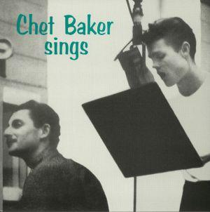 BAKER, Chet - Sings (reissue)