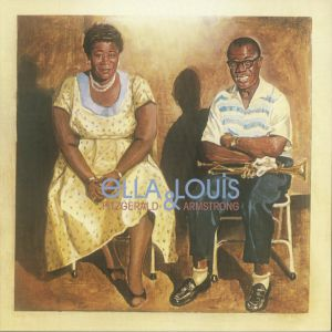 FITZGERALD, Ella/LOUIS ARMSTRONG - Ella & Louis (reissue)