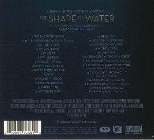 Juno Recordsのthe Shape Of Water Soundtrack