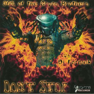 CRYOS BROTHERS/DJ FORNICK - Don't Stop