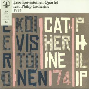 EERO KOIVISTOINEN QUARTET feat PHILIP CATHERINE - Jazz Liisa 13