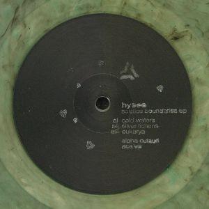 HYSEE - Solstice Boundaries EP