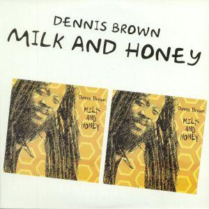 BROWN, Dennis - Milk & Honey (reissue)