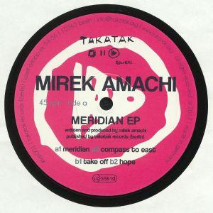 AMACHI, Mirek - Meridian EP