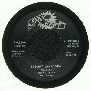 DOWE, Brent/THE GAYTONES - Reggay Masooka