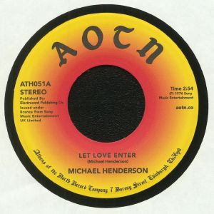 HENDERSON, Michael - Let Love Enter