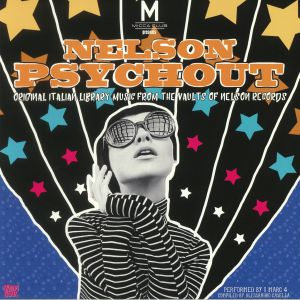 I MARC 4 - Nelson Psychout: Original Library Music From The Vaults Of Nelson Records (reissue)