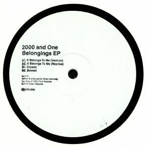 2000 & ONE - Belongings EP