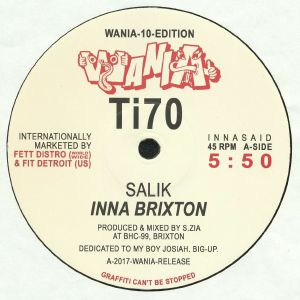 SALIK/DJ SOTOFETT - Inna Brixton
