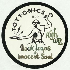 BLACK LOOPS/INNOCENT SOUL - High Cutz