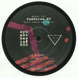POL, Mihai - Pamparam EP