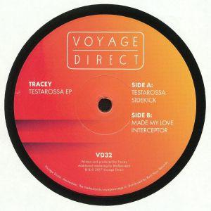 TRACEY - Testarossa EP