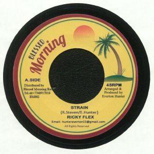 RICKY FLEX/BLESSED MORNING ALL STARS - Strain