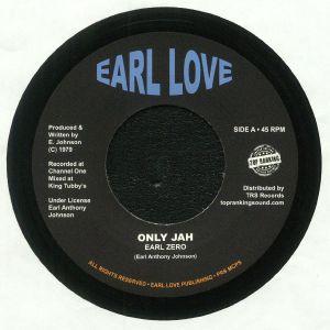 EARL ZERO/SOUL SYNDICATE - Only Jah