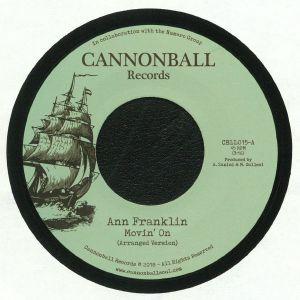 FRANKLIN, Ann - Movin' On