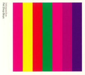 PET SHOP BOYS - Introspective: Further Listening 1988-1989