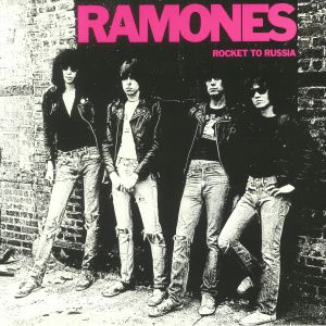 RAMONES - Rocket To Russia (remastered)