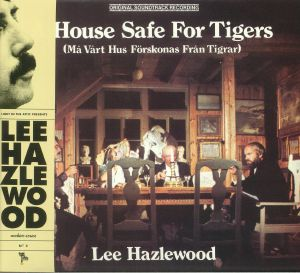 HAZLEWOOD, Lee - A House Safe For Tigers (Soundtrack)