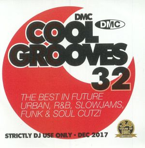 VARIOUS - Cool Grooves 32: The Best In Future Urban R&B Slowjams Funk & Soul Cutz! (Strictly DJ Only)