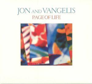 JON & VANGELIS - Page Of Life (remastered)
