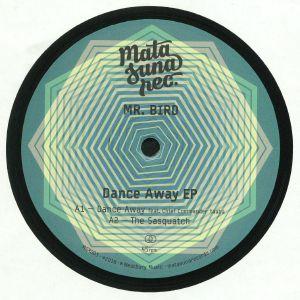 MR BIRD - Dance Away EP