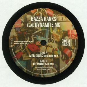 RANKS, Bazza feat DYNAMITE MC - Memories
