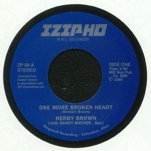 BROWN, Herby - One More Broken Heart